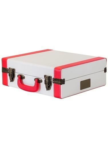 KTOOLS Ktools Prime K212 Byaz Bluetoothlu ve USB Kayıtlı Çanta Pikap Renkli